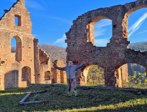 Burgen im Spessart – Ein Hauch von Mittelalter