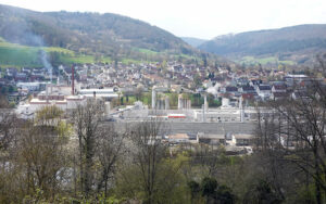 OWA Faserplattenwerk in Amorbach