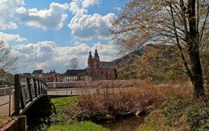 Fränkischer Marienweg-Südroute: Amorbach