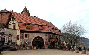 Gasthaus in Homburg