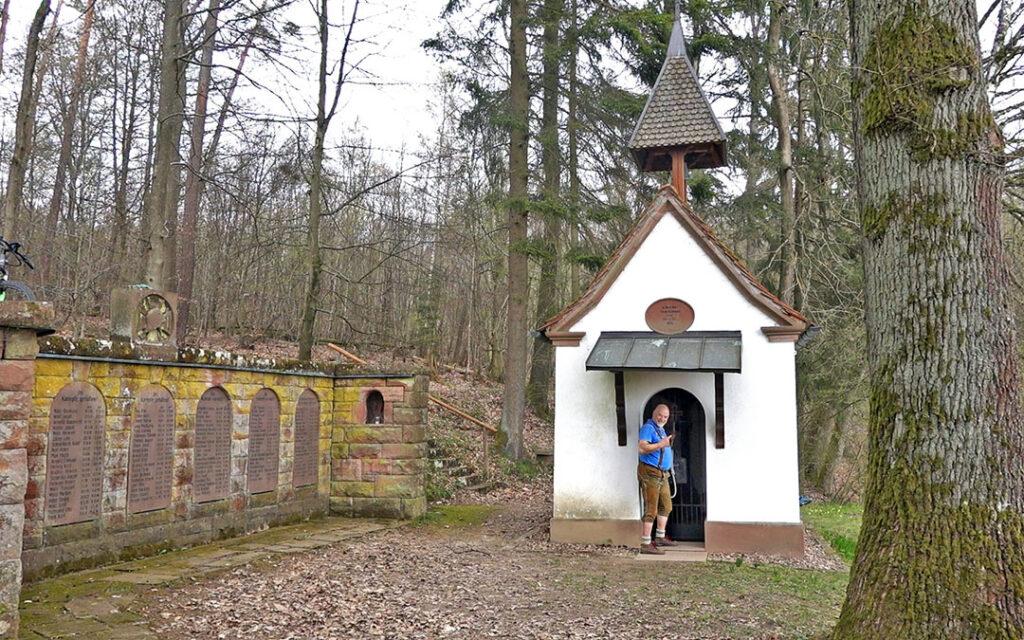 BayerYogi und die Kriegerkapelle