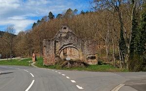 Der Fränkische Marienweg-Südroute: Markuskapelle