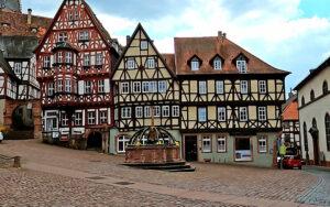 Marktplatz in Miltenberg