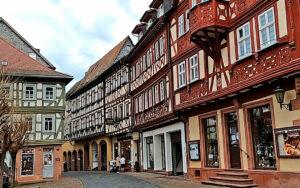 Fachwerkhäuser in Miltenberg
