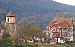 Burg Homburg und Maintal
