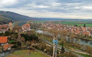 Der Fränkische Marienweg-Südroute: Homburg und Maintal